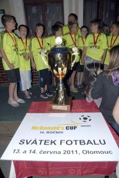 McDonalds cup 2011