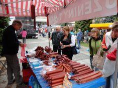 Několik momentek z farmářského trhu 28.9.2012